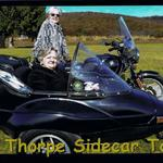 A motorcycle with a sidecar is sometimes called a combination, an outfit, a rig or a hack.