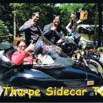 They said their sidecar tour was the highlight of their trip.