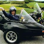 Denise from Pottstown was surprised with a sidecar tour from her co-workes.