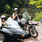 Richelle and Jessica from New Castle, Delaware enjoy a Jim Thorpe getaway.