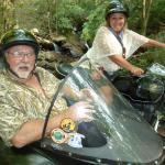 Paul surprised his wife Susan with a sidecar adventure for her birthday.