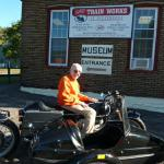 Jack Koehler, 89 years-young, curator of the Weatherly Train Works museum since the early 1950's, he still loves sharing his passion from his home town of Weatherly. The museum is open Saturdays and Sundays from 2 p.m. - 4 p.m.