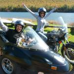 Jen from Mountain Top, Pa. surprised her nephew Josh with a birthday sidecar tour. What a cool Aunt you have!