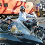 Omar from Pine Hill, NJ celebrated his birthday with a surprise Sidecar Tour from his girlfriend Kia. What a fantastic surprise!