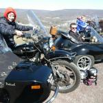 David, Amelia & Colin from Hammomton, NJ had a blast on their first motorcycle adventure!